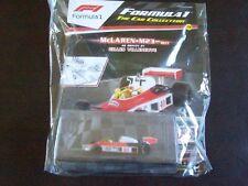 Formula 1 The Car Collection Part 72 McLaren M23 1977 Gilles Villeneuve