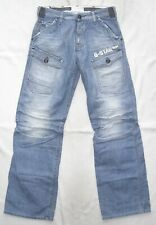 G-Star Herren Jeans W29 L34 Storm Elwood Loose Post Embro 30-34 Zust. (Sehr) Gut