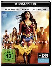 Wonder Woman (4K Ultra HD + 2D-Blu-ray) (2-Disc Version) [Blu-ray] * NEU & OVP *