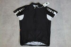 Assos Cycling  Uno Jersey  Size XL  Black  BNWT Rare