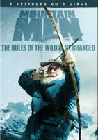 Mountain Men: Season 4 Volume 1: The Rules of the Wild Have Changed DVD NEW