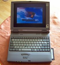 Win 95 Toshiba 4000-CDS pII 233MHz 32MB 4GB Floppy Serial Parallel (cdt 98 imb)