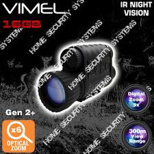 Night Vision Camera Monocular Digital NV Recorder IR Goggles Security Gen 2+