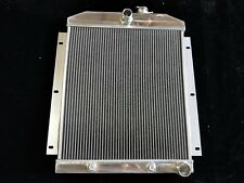 All Aluminum Radiator Fit 1949 1950 1951 1952 1953 1954 Chevy Pickup Truck 3Rows