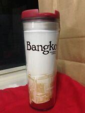 Starbucks Thailand Original City Tumbler Coffee Tea Bangkok Printed 12 Oz