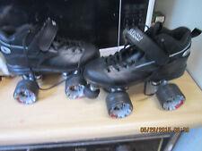 Men Rock Speed Skates  sz 5 . heel to toe 9 3 /16in./Women size 6