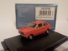 Ford Fiesta Mk1 orange, Model Cars, Oxford Diecast