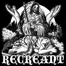 RECREANT s/t LP NEW