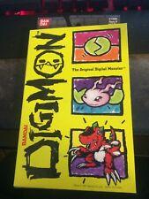 1997 Bandai DigiMon Tamagotchi YELLOW ORIGINAL RARE NIB Never Opened #1850