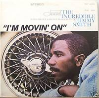 "Jimmy Smith/""I'm Movin On""/Blue Note/BST84255/VG+/RVG"