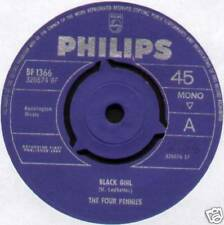 "FOUR PENNIES ~ BLACK GIRL / YOU WENT AWAY ~ 1964 UK 7"" SINGLE ~ PHILIPS BF 1366"
