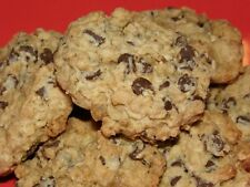 Oatmeal Chocolate Chip Home Made Cookies, Made from scratch to Order 3 doz