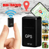 GF-07 Mini GPS Real-time Car Locator Tracker Magnetic GSM/GPRS Tracking Device D