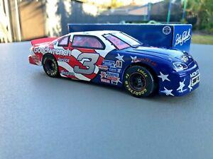 Action 1996 Dale Earnhardt Sr Atlanta Olympics 1/24 NASCAR Stock Car Chevrolet