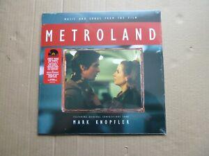 MARK KNOPFLER / DIRE STRAITS - METROLAND - CLEAR VINYL LP - RSD 2020 - NEW
