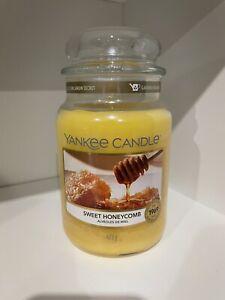 Yankee Candle Sweet Honeycomb 623g 2020