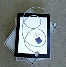 Apple iPad 2 Tablet 16GB A1395 Wi-fi Only - Black - Silver back