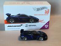 Hot Wheels ID Car McLaren Senna 2020 Series 2 Limited Production VHTF!