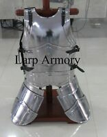 Medieval knight Cuirass Armour Breastplate Armor Costume XMAS GIFT