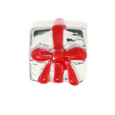 AUTHENTIC PRESENT GIFT BOX BEAD EUROPEAN BEAD