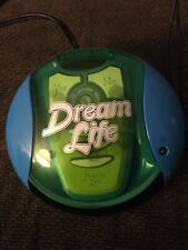 HASBRO 2005 DREAM LIFE TV VIDEO GAME W/REMOTE Complete Working Tested Free Ship!