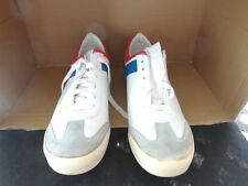 VINTAGE NEW  SEARS BICENTENNIAL 1776-1976 SNEAKERS / TENNIS SHOE FAUX LEATHER