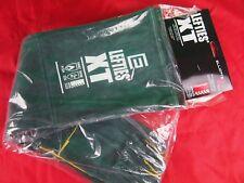 1Pr GREEN LEFTIES Extra Long sleeve Left Handed Welding Gloves XT Left hand 1Pr