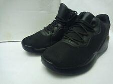 Black Men's Basketball Trainer Shoes High Quality Size UK 8 / EU 42