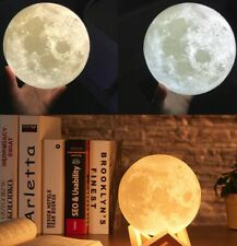 New Moon Lamp led Touch Color Changing room Night Light