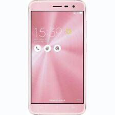 ASUS Ze552kl Zenfone 3 Pink Dual 4g LTE 64gb Express Ship Smartphone Incl GST