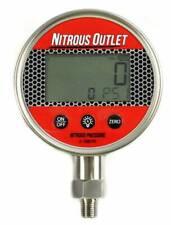 Nitrous Outlet Digital Nitrous Pressure Gauge
