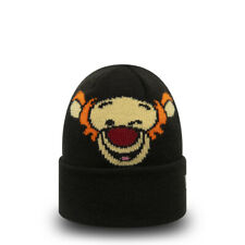 New Era Baby Infant Kids Disney Tigger - Winnie the Pooh Black Beanie Hat