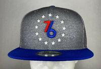 New Era NBA Philadelphia 76ers City Series 9FIFTY Snapback Hat, Cap, New