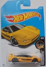 2017 Hot Wheels NIGHTBURNERZ 10/10 '90 Acura NSX 94/365 (Yellow Version)