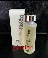 Rare! Lacoste for Women 50ml Eau De Toilette Pour Femme Spray New In Box