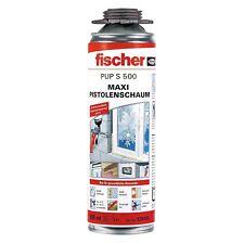 Fischer PUP 500 1K Maxi-Pistolenschaum 539163 B2 Montageschaum Bauschaum