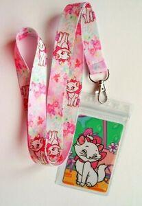 Hello Kitty Lanyard Neck Strap + matching id holder
