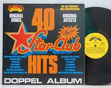Star Club       40 Hits          DoLp            NM # Q