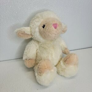 First Impressions Ivory Sheep Lamb Plush Macys Limited Edition Pink Nose Soft