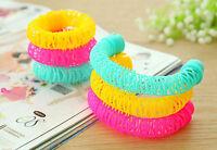 Hairdress For Magic Bendy Hair Styling Roller Curler Spiral Curls DIY Tool 8 Pcs