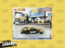 Hot Wheels LEGENDS Team Transport Custom Corvette Stingray Coupe Walmart