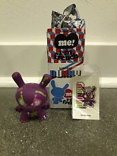 """Dunny by Kidrobot French Series 2008 3"""", by artist Mist"""