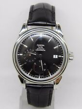 OMEGA DE VILLE POWER RESERVE CO AXIAL EN ACIER ref 4832.50.31