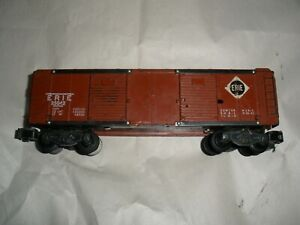 American Flyer 25042 operating boxcar