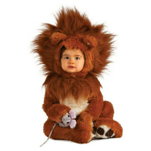 Lion Cub Costume Baby Infant Toddler Boys Girls Baby Animal Best Funny Fun Cute