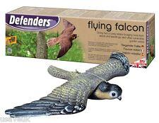 Decoy Flying Falcon Bird Scarer Pest Pigeon Bird Cats Rabbit Repeller stv971