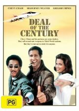 Deal Of The Century (1983) Chevy Chase Sigourney Weaver Gregory Hines NEW