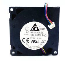 DELTA BSB0512LAA01 12V 0.10A 5010 4-pin PWM turbo blower cooling fan