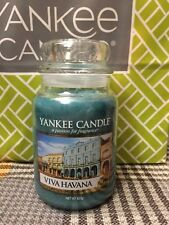 Yankee Candle Viva Havana Large Jar 22oz
