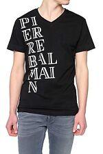 Individualisierte bequem sitzende Kurzarm Herren-T-Shirts aus Baumwolle